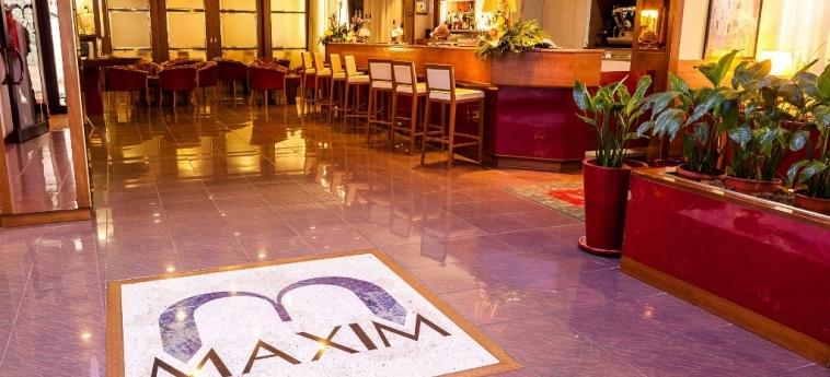 Hotel Maxim: Bar Interne VERONE