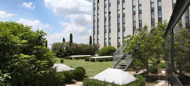 Hotel Maxim: Facade VERONE