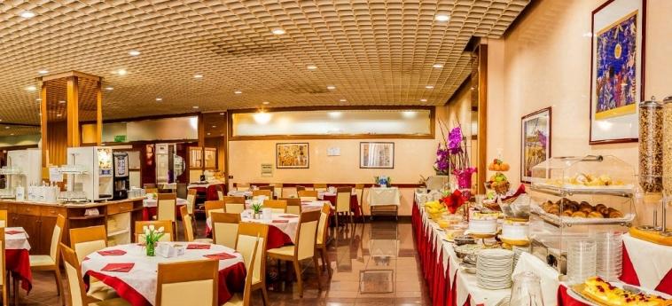 Hotel Maxim: Salle de Petit Dejeuner VERONE