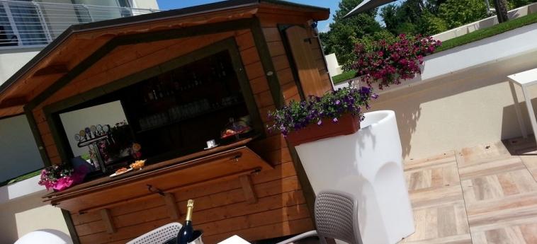 Palace Hotel La Conchiglia D'oro: Camera Standard VICENZA