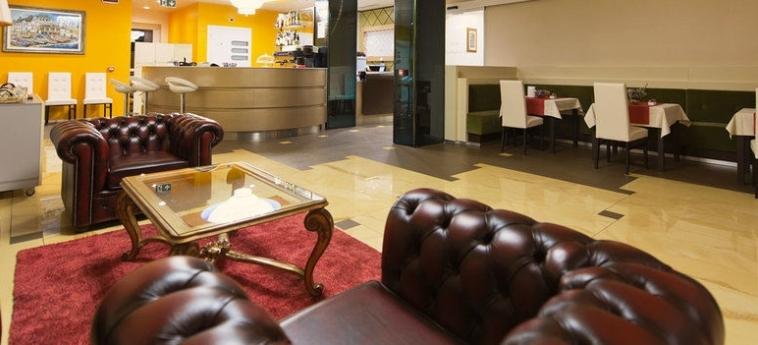 Palace Hotel La Conchiglia D'oro: Colazione VICENZA