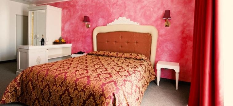 Palace Hotel La Conchiglia D'oro: Lounge Bar VICENZA