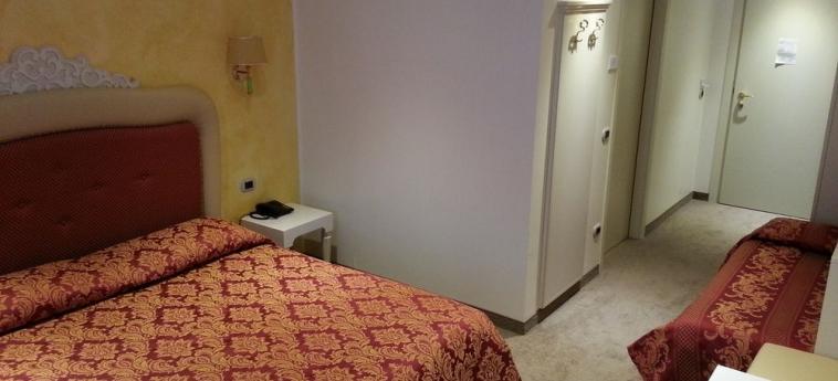 Palace Hotel La Conchiglia D'oro: Roof Garden VICENZA