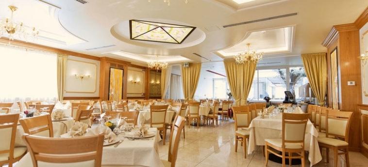 Palace Hotel La Conchiglia D'oro: Winter Garden VICENZA