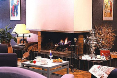 Hotel Vichy Thermalia: Lounge Bar VICHY