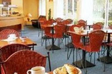 Hotel Arcantis Parc Rive Gauche: Ristorante VICHY