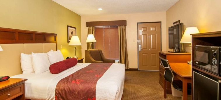 Hotel Best Western Vicksburg: Dettaglio dell'hotel VICKSBURG (MS)