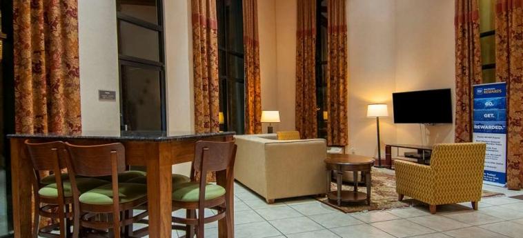 Hotel Best Western Vicksburg: Lobby VICKSBURG (MS)
