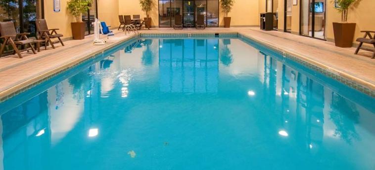 Hotel Best Western Vicksburg: Piscina VICKSBURG (MS)