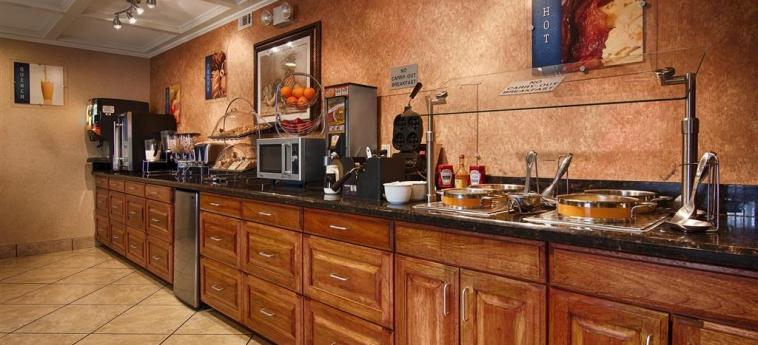 Hotel Best Western Vicksburg: Ristorante VICKSBURG (MS)