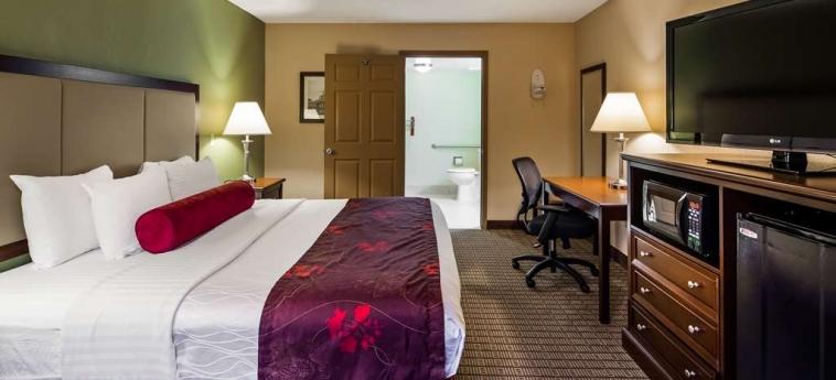 Hotel Best Western Vicksburg: Stanza degli ospiti VICKSBURG (MS)