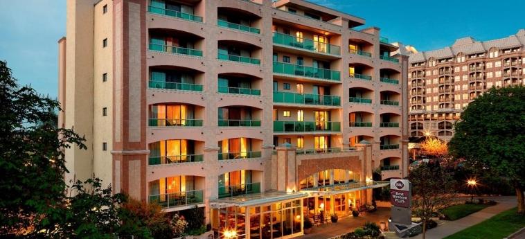 Hotel Best Western Plus Inner Harbour: Exterior VICTORIA