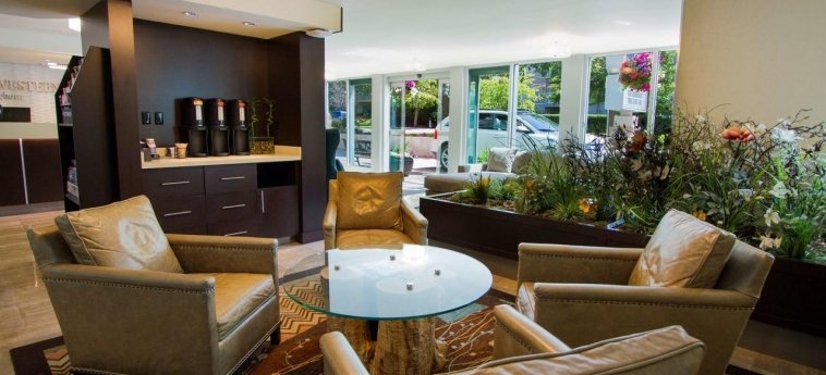 Hotel Best Western Plus Inner Harbour: Hall VICTORIA