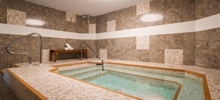 Hotel Best Western Plus Inner Harbour: Piscina VICTORIA