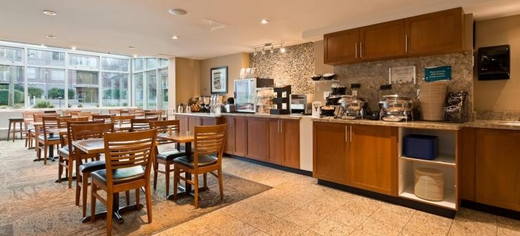 Hotel Best Western Plus Inner Harbour: Sala de Desayuno VICTORIA