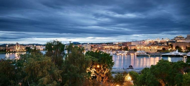 Hotel Best Western Plus Inner Harbour: Vista VICTORIA