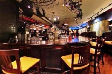 Dalton Hotel & Suites: Bar VICTORIA