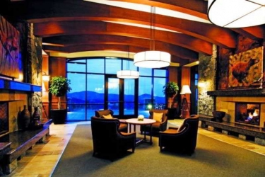 Hotel The Westin Bear Mountain Golf Resort & Spa, Victoria: Lobby VICTORIA