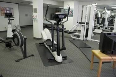 Hotel Best Western Carlton Plaza: Centro Fitness VICTORIA