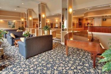 Hotel Best Western Carlton Plaza: Lobby VICTORIA