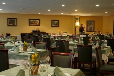 Rvhotels Tuca: Restaurante VIELHA