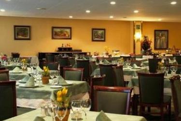 Rvhotels Tuca: Restaurant VIELHA