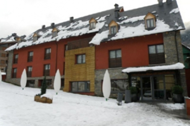 Hotel Marvel Vielha: Exterieur VIELHA