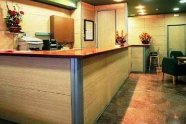Hotel Husa Urogallo: Lobby VIELHA