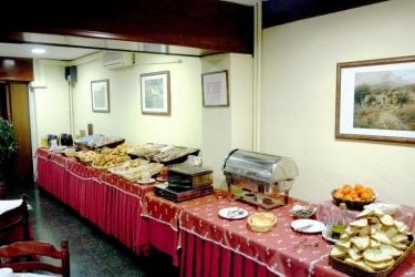 Hotel Husa Urogallo: Restaurante VIELHA