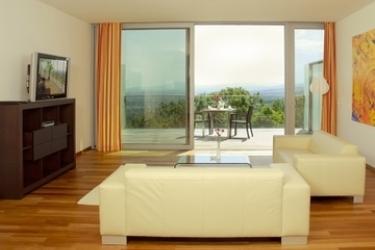 Suitehotel Kahlenberg: Habitacion Suite VIENA