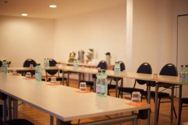 Hotel A&o Wien Hauptbahnhof: Conference Room VIENNA