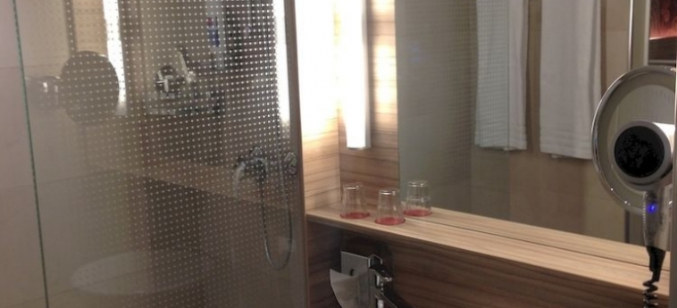 Star Inn Hotel Premium Wien Hauptbahnhof: Sauna VIENNA