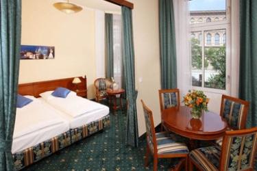 Hotel Mercure Secession Wien: Camera Junior Suite VIENNA