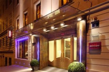 Hotel Mercure Secession Wien: Esterno VIENNA