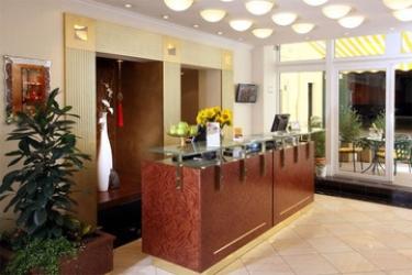 Hotel Mercure Secession Wien: Lobby VIENNA