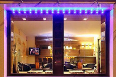 Hotel Mercure Secession Wien: Lounge Bar VIENNA
