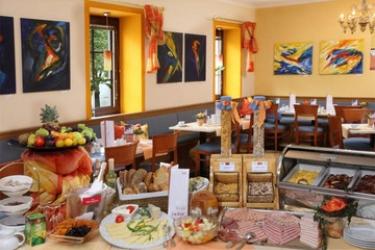 Hotel Mercure Secession Wien: Sala Colazione VIENNA