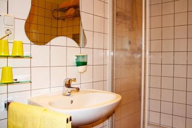 Hotel Odeon: Bagno VIENNA