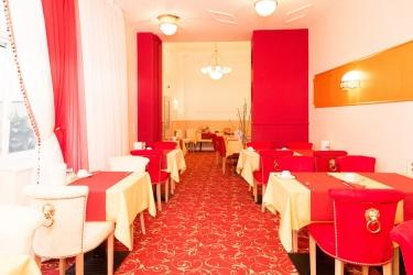 Hotel Odeon: Sala Colazione VIENNA