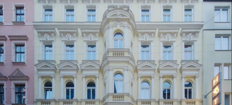 Hotel Der Wilhelmshof: Esterno VIENNA