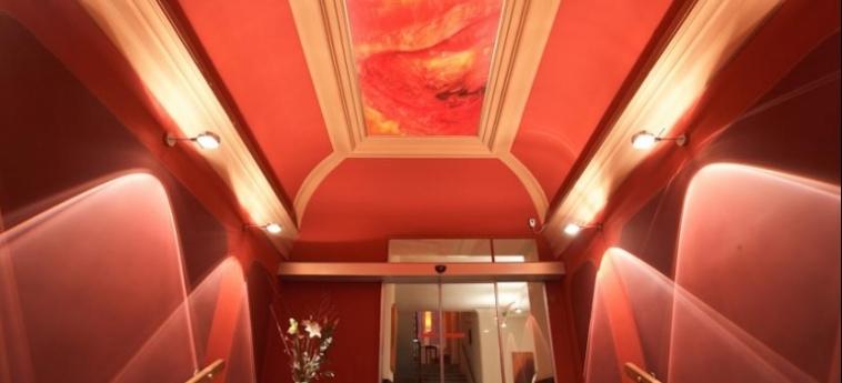 Hotel Der Wilhelmshof: Scalinata VIENNA