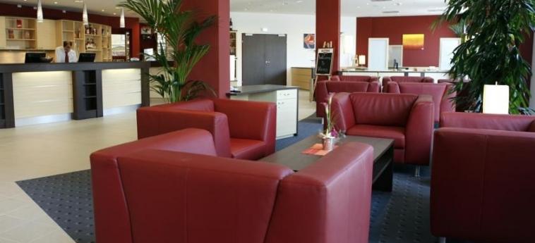 Azimut Hotel Vienna: Reception VIENNA