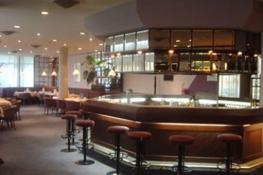 Hotel Airo Wien: Lounge Bar VIENNA