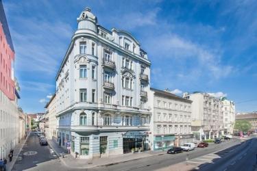 Hotel Johann Strauss: Exterior VIENNA