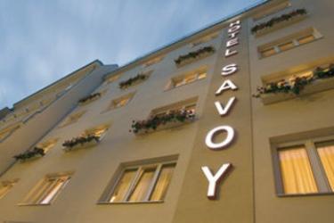 Hotel Savoy: Exterior VIENNA