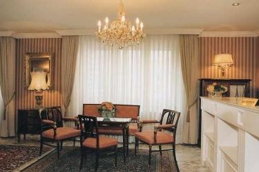 Hotel Savoy: Lobby VIENNA