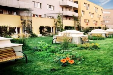 7 Days Premium Hotel Vienna: Garden VIENNA