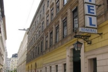 Hotel Admiral: Esterno VIENNA