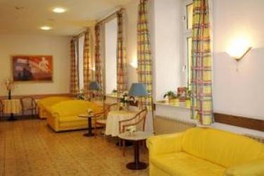 Hotel Admiral: Lobby VIENNA