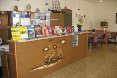 Hotel Admiral: Reception VIENNA